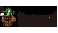 竜宮の酒ロゴ