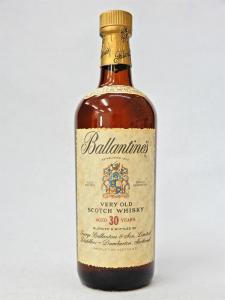 ★持込み買取り★ウイスキー 古酒 Ballantine's ベリーオールド 30年★