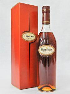 ★出張買取り★ブランデー Hennessy QUVEE (ヘネシー キュベ)箱付き 700ml★