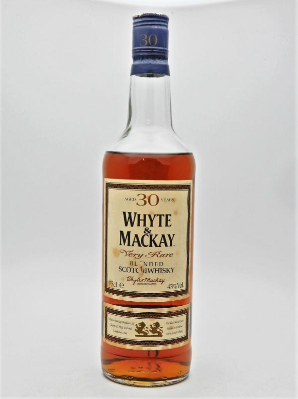石川県金沢市ホワイト&マッカイ 30年 ウイスキー 買取させていただきました。