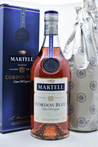 ★MARTELL CORDON BLEU マーテル コルドンブルー 700ml  ブランデーをお買取り★