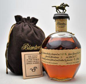 ★Blanton's ブラントン 1996年 シングルバレル バーボン ウイスキー 750ml をお買取り★