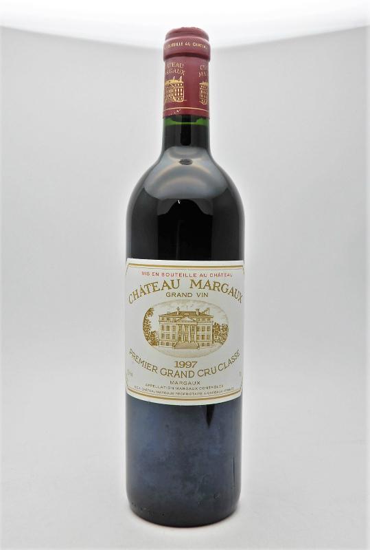 ★CHATEAU MARGAUX シャトー マルゴー プルミエ グラン クリュ クラッセ 1997 750ml ワインをお買取り★