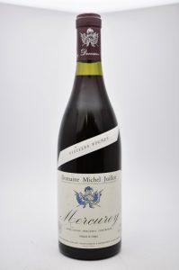 ★Domaine Michel Juillot MERCUREY ドメーヌ ミシェル ジェイヨ メルキュレイ 750ml フランス ワインをお買取り★