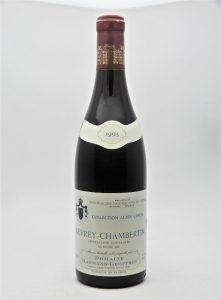 ★Gevrey Chambertin ジュヴレ シャンベルタン 1993 ドメーヌ アルマン ジョフロワ 750ml  赤ワインをお買取り★